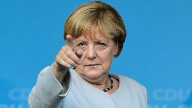 Angela Merkel has run Germany since 2005 (AFP/Getty images)