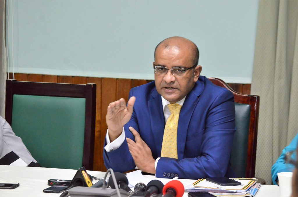 Jagdeo declared that his party will not be muzzled and will continue to speak out