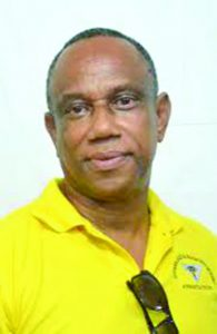 GGDMA President Terrence Adams