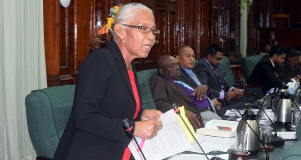 PPP/C MP Yvonne Pearson