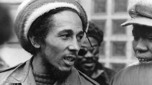 Bob Marley (Getty images)