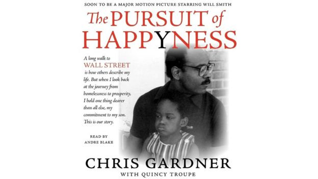 Mr Gardner's autobiography was turned into a hit movie (Chris Gardner Image)