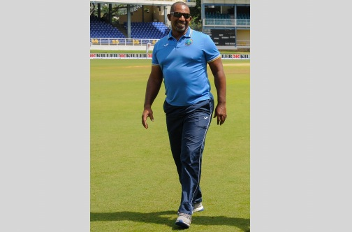 SIMMONS... I am delighted to take up the role as head coach of the Patriots (Jamaica Observer)