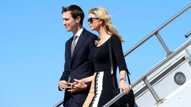 news ivanka trump jared kushner planning move washington report says