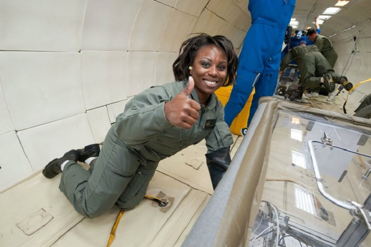 Girl Power: Caribbean-born space scientist seeking to ...